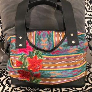 New Hasta La Vista HLV La Loca Crossbody Bag